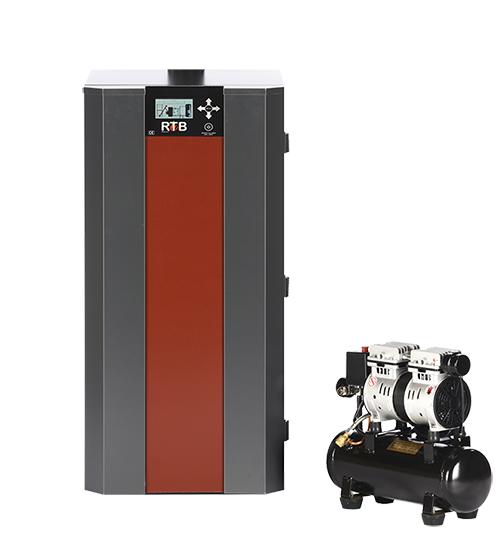 RTB houtpelletketel 16 kW Image
