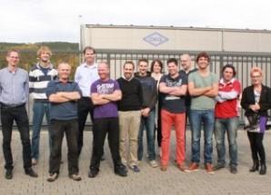 Bezoek boilerfabriek OEG in Duitsland